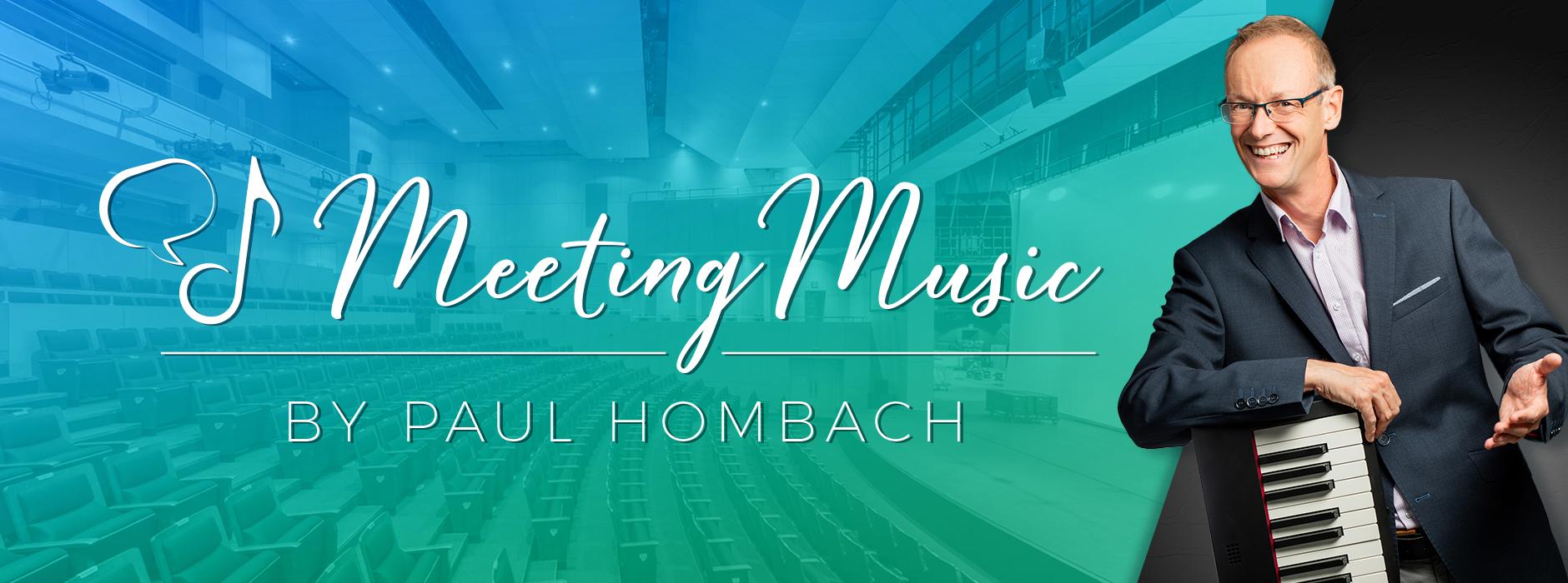 MeetingMusic by Paul Hombach